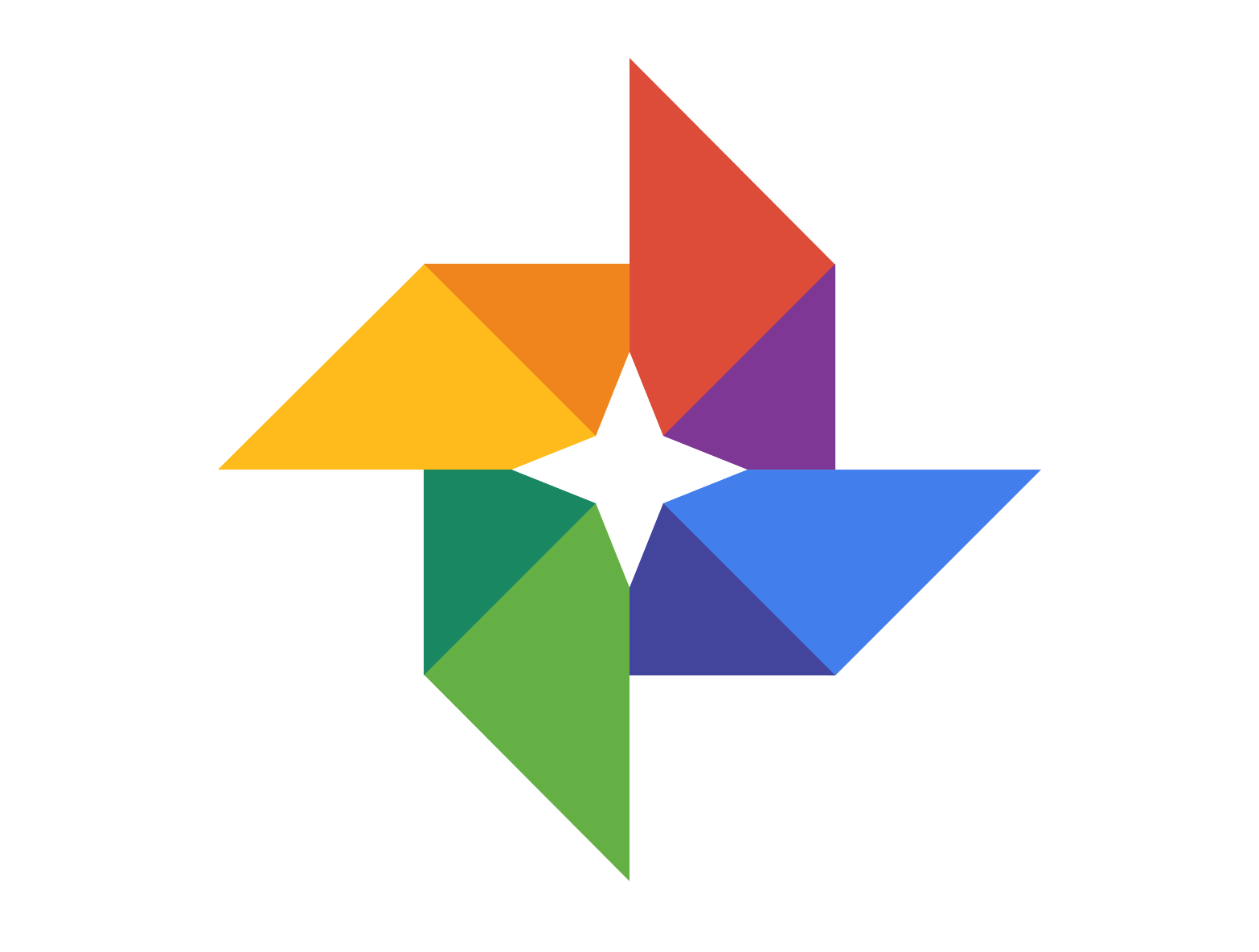 Google Photos logo
